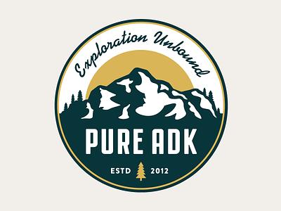 Exploration Unbound badge new york adirondacks
