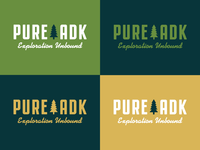 Pure ADK Logo Color Variations
