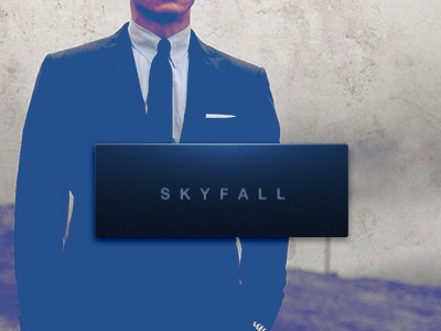 Skyfall button button ui bond 007 skyfall james agent dark epic