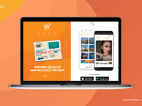 Wecation Landing & Mobile App
