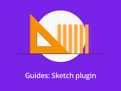 📐Guides: Sketch Plugin ruler bootstrap grids shah pratik plugin guides sketch
