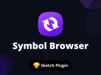 Symbol Browser - sketch plugin