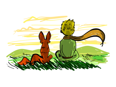 The Little Prince & The Fox