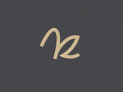 K / Z monogram z k monogram