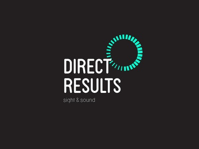 Direct Results direct results sight sound logo music