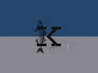 Fish of logo K