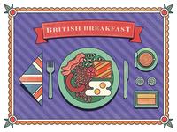 British Breakfast