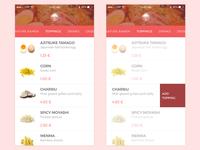 Order Ramen App Concept