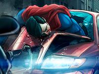 Drunk Super Heroes - Volkswagen Campaign