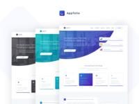 Appfolio - Mobile App Development Agency HTML5 Template