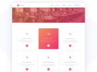 Webmania - Agency, Startup and SaaS Template