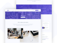 Alya - IT Solutions and Corporate Template