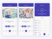 Neco - Meditation App Ui Kit