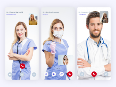 Civan - Find Doctor App UI Kit