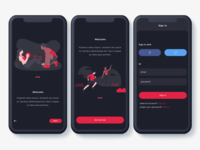 Badi - Find a Personal Trainers App UI Kit