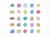 Free Travel-icons
