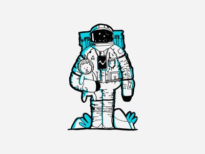 Space Boy & Toy