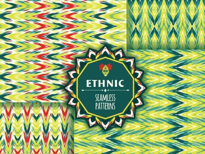 Ethnic seamless pattern print pattern african simple creative oriental decorative clothing decor fabric fashion tapestry