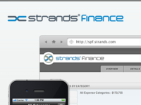 Finance solution site
