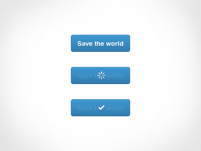 Button Interaction button buttons ui interactions css3 animations