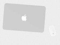 Flat Mac Layout