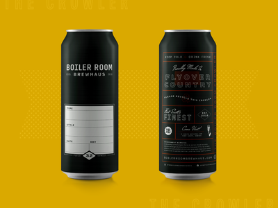The Boiler Room Crowler