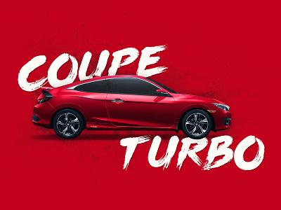 Honda Civic Ad Concept #2 wip honda concept car ad