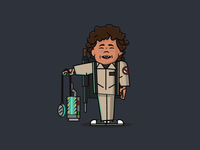 Stranger Things + Ghostbusters = Mindblown
