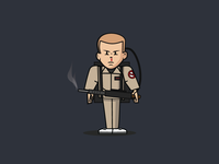 Ghostbusters x Stranger Things Eleven