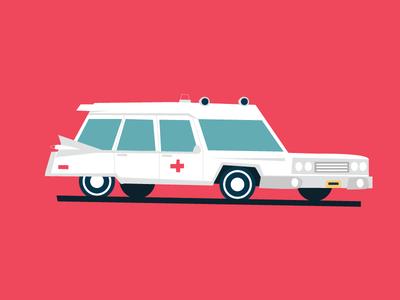 1959 Cadillac High Top Ambulance