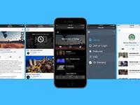 Vimeo Mobile Web