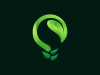 Bulb Eco Logo