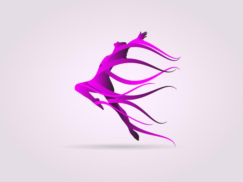 women Dance logo by OriuDesign on Dribbble