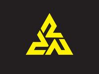 Triple letter R logo