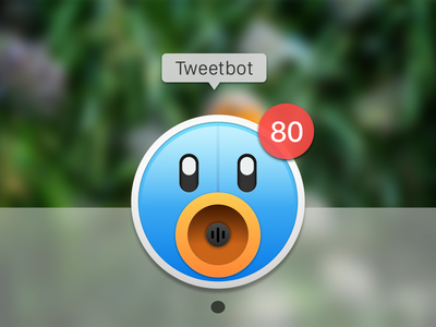 Tweetbot icon macos design sketchapp sketch icon tweetbot