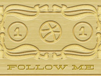 Invite Wood Panel