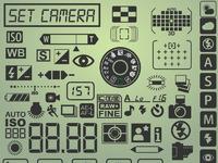 Set camera