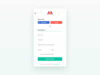 Daily Ui-Day#001