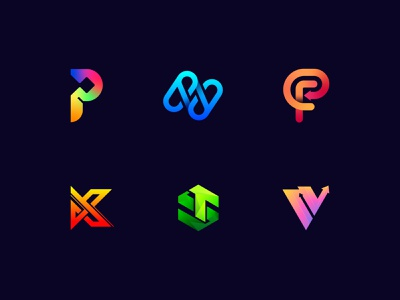Logos collection #4 letter logomark symbol mark brand visual identity minimalist logo logos modern logo logo mark logo designer brand identity logodesign typography vector logo identity logotype icon branding