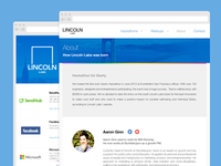 Lincoln Labs Website