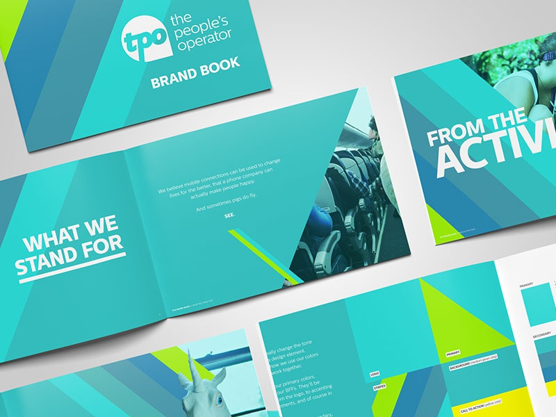 Brand Book tone photography color visual identity brand guidelines brand book