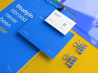 Classat / Brand Identity System / KSA vector ux ui typography logo illustration icon design branding app