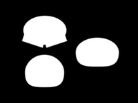 Badge shapes