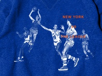 Knicks NY VS THE LEAGUE