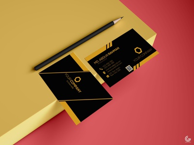 Corporate Business Card unique businesscard branding design corporate corporate business card visiting card card businesscard