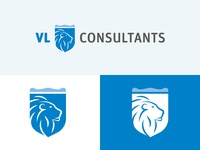 Logo restyle for VL Consultants