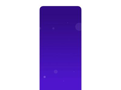 VPN Loader Animation proxy purple iphone ui pink color animation vpn
