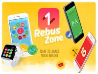 RebusZone now available on iOS
