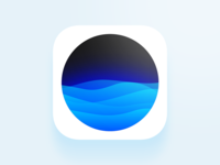Waves App icon