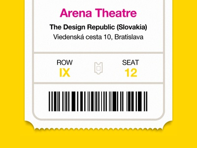 By Design Conference Ticket